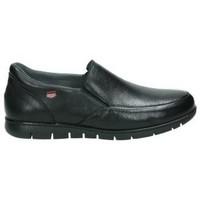 Sapatos Homem Slip on On Foot Sapato mocassim  8903 cavaleiro negro Noir