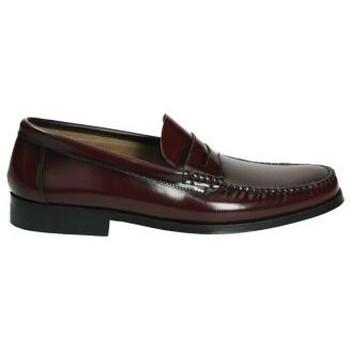 Sapatos Homem Mocassins Jenker 2810 rouge