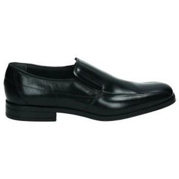 Sapatos Homem Slip on Nuper Sapatos  2632 cavaleiro negro Noir