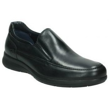 Sapatos Homem Slip on Sison Sapatos  79.1 cavaleiro negro Noir