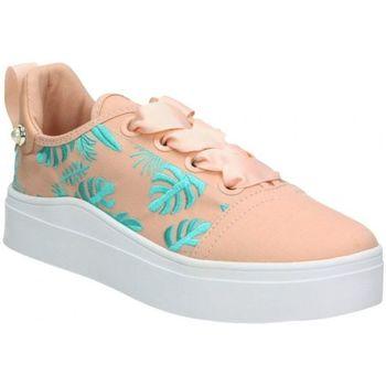 Sapatos Mulher Sapatilhas Rebelle 2017001 rose
