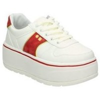 Sapatos Mulher Sapatilhas Coolway Desportivas  rush moda jovem vermelho rouge