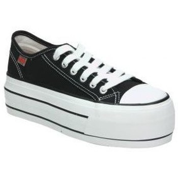 Sapatos Mulher Sapatilhas Coolway Desportivas  grease moda jovem negro Noir