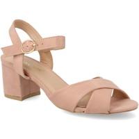 Sapatos Mulher Sandálias Suncolor 9050 Rosa