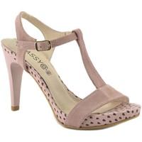 Sapatos Mulher Sandálias Cbp - Conbuenpie Sandalia de vestir de mujer by Annora Rosa