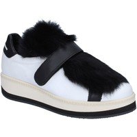 Sapatos Mulher Sapatilhas Manuel Barcelo Sneakers BS330 Branco
