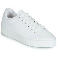 Sapatos Mulher Sapatilhas André SAMANA Branco