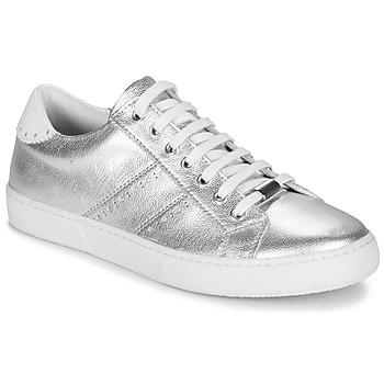 Sapatos Mulher Sapatilhas André BERKELEY Prata