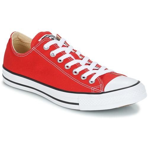 82d59a88dbd Converse CHUCK TAYLOR ALL STAR CORE OX Vermelho - Entrega gratuita ...