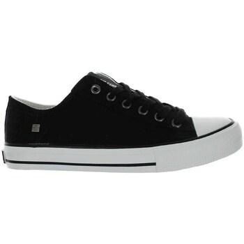 Sapatos Mulher Sapatilhas Big Star DD274338 Preto