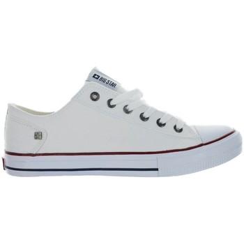 Sapatos Homem Sapatilhas Big Star DD174271 Branco