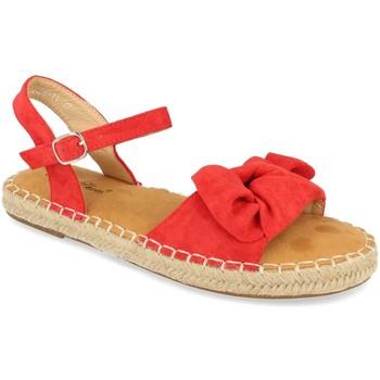 Sapatos Mulher Sandálias Milaya 2M10 Rojo