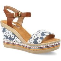 Sapatos Mulher Sandálias Milaya 5M11 Azul