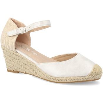 Sapatos Mulher Alpargatas H&d HD-280 Plata