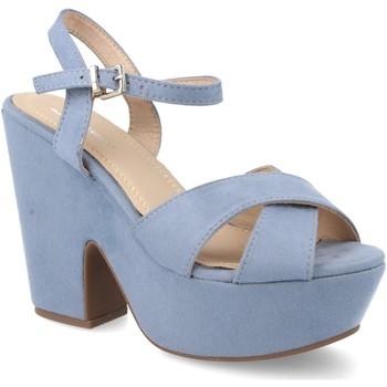 Sapatos Mulher Sandálias Ainy Y288-64 Azul