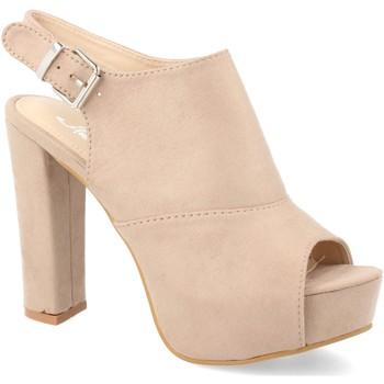 Sapatos Mulher Sandálias Ainy Y288-65 Beige