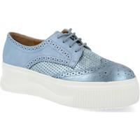 Sapatos Mulher Sapatos Suncolor AB685 Azul