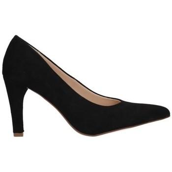Sapatos Mulher Escarpim Moda Bella 93-1464 Mujer Negro noir