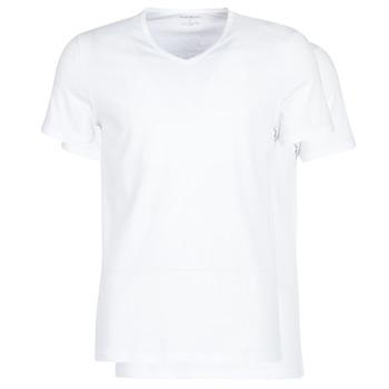 Textil Homem T-Shirt mangas curtas Emporio Armani CC722-111648-04710 Branco