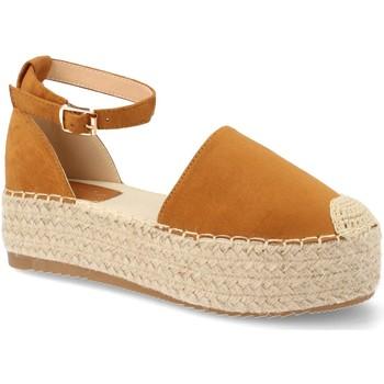 Sapatos Mulher Alpargatas Laik JS930 Camel