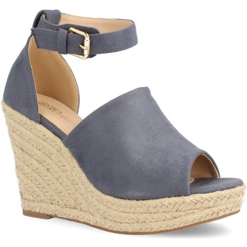 Sapatos Mulher Alpargatas Laik Y5630 Azul