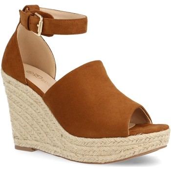 Sapatos Mulher Alpargatas Laik Y5630 Camel