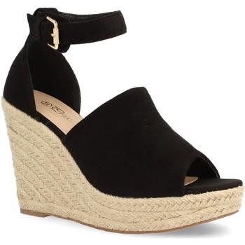 Sapatos Mulher Alpargatas Laik Y5630 Negro