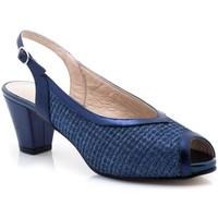 Sapatos Mulher Sandálias Paco Román 19502 azul