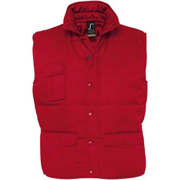 Textil Homem Quispos Sols EQUINOX PRO Rojo