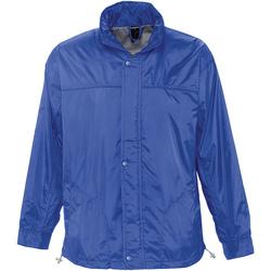 Textil Corta vento Sols MISTRAL HIDRO SWEATER Azul