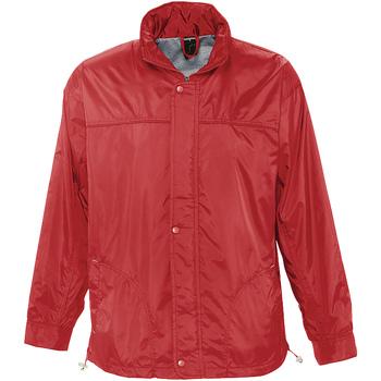 Textil Corta vento Sols MISTRAL HIDRO SWEATER Rojo