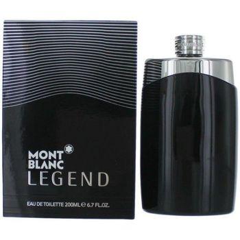 beleza Homem Eau de toilette  Mont Blanc legend - colônia - 200ml - vaporizador legend - cologne - 200ml - spray