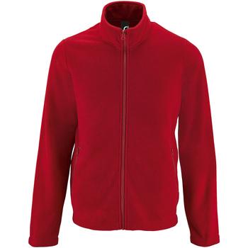 Textil Homem Casaco polar Sols NORMAN POLAR MEN Rojo