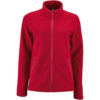 Textil Mulher Casaco polar Sols NORMAN POLAR WOMEN Rojo