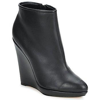Sapatos Mulher Botas baixas Bourne FONATOL Preto