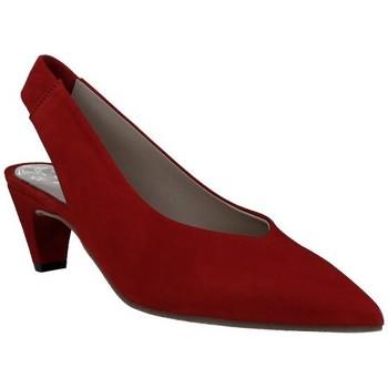 Sapatos Mulher Sandálias Pedro Miralles 13175 Zapatos de Vestir de Mujer vermelho