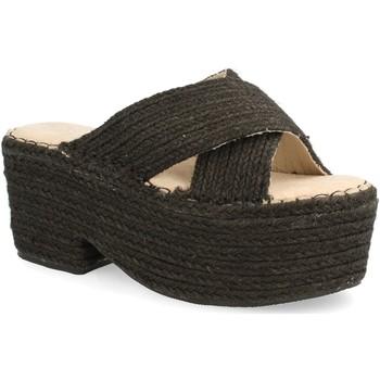 Sapatos Mulher Sandálias H&d HD-283 Negro