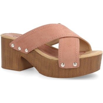 Sapatos Mulher Sandálias Laik Y5579 Rosa