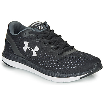Sapatos Sapatilhas de corrida Under Armour CHARGED IMPULSE Preto / Branco