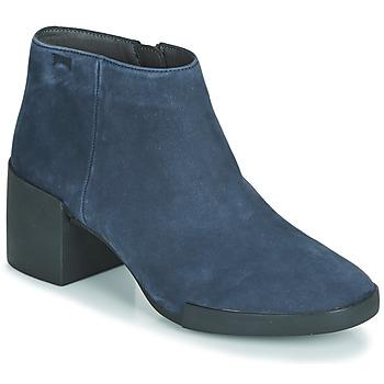 Sapatos Mulher Botins Camper LOTTA Marinho