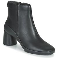 Sapatos Mulher Botins Camper UP RIGHT Preto