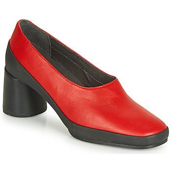 Sapatos Mulher Escarpim Camper UP RIGHT Vermelho