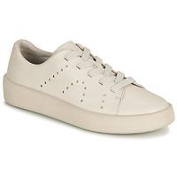 Sapatos Mulher Sapatilhas Camper COURB Bege