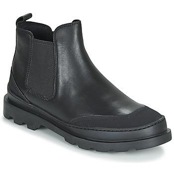 Sapatos Mulher Botas baixas Camper BRUTUS Preto
