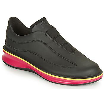 Sapatos Mulher Sapatilhas Camper ROLLING Preto / Rosa