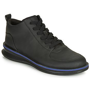 Sapatos Homem Sapatilhas Camper ROLLING Preto / Azul