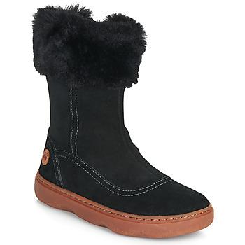 Sapatos Rapariga Botas Camper KIDDO Preto