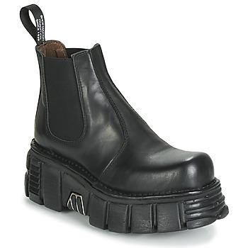 Sapatos Botas baixas New Rock M-1554-C1 Preto