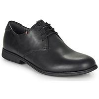 Sapatos Homem Sapatos Camper MIL3 Preto