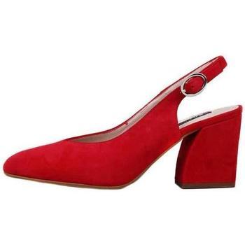 Sapatos Mulher Escarpim Krack LINDA Vermelho